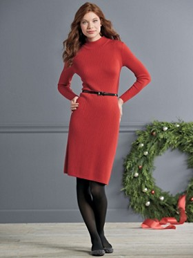 Laurel Merino Knit Dress