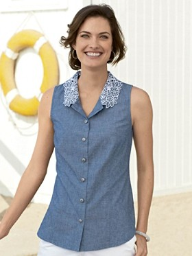 Chambray June Shirt