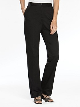 Stretch Twill Taylor Pants