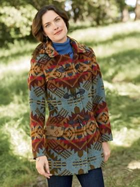 Tillamook Toggle Coat