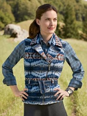 Laredo Jacquard Vest