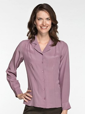 Margot Long-sleeve Blouse
