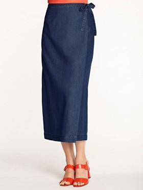 Summit Denim Skirt