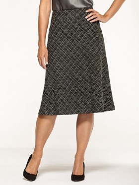 Trina Tweed Soft Skirt