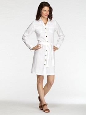 Palisades Shirt Dress