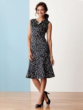 Silk/cotton All Day Dress
