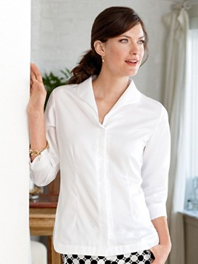 Three-quarter Sleeve Fundamental Shirt