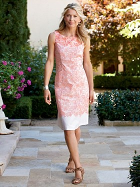 Paisley Nantucket Dress