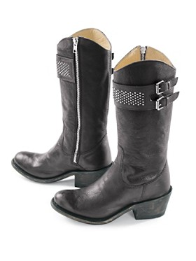Clint Equestrian Boots