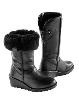 Sandon Sheepskin Boots