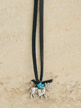 Burro Milagro Necklace