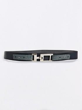 Signature Clasp Belt