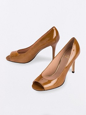Stylish Patent Heels