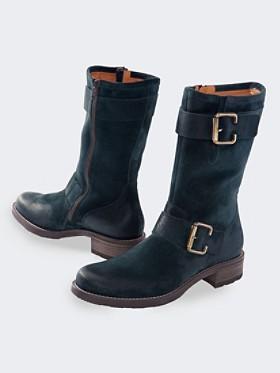 Nobu Suede Boots