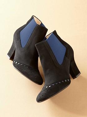 Briar Short Suede Boots
