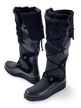 Katch Fur Boots