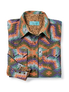 Lightning Leopard Shirt