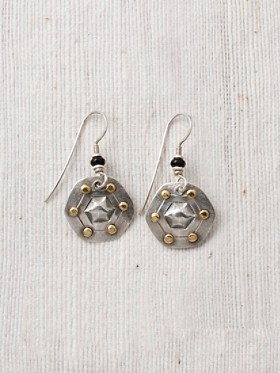 Blacksmith's Art Earrings