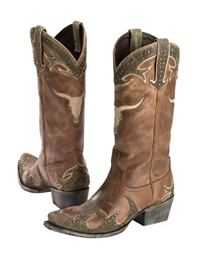 Steer It Up Boots