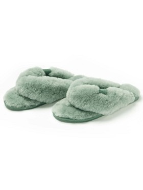 Tova Furry Flip-flops