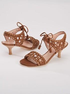 Circular Sandals