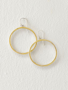 Handcrafted Demeter Earrings