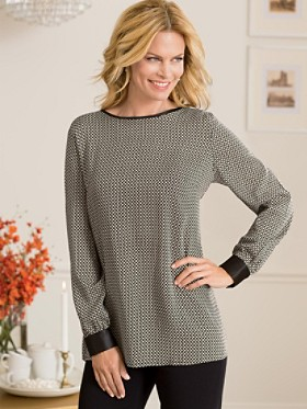 Voile Tunic