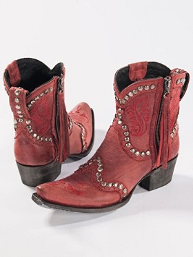 Garcitas Half Pint Boots