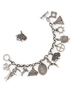 Sterling Legendary Charm Bracelet