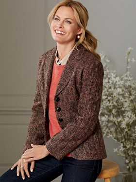 Ellen Tweed Jacket