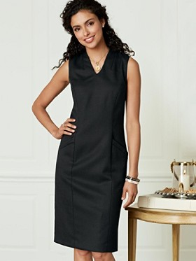 Seasonless Wool Ava Dress