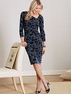 Knit Cynthia Dress