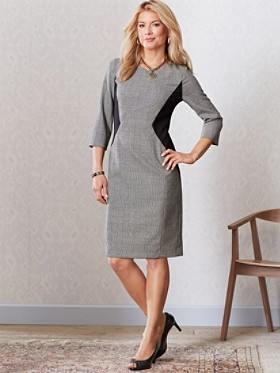 Seasonless Wool Cecilia Dress