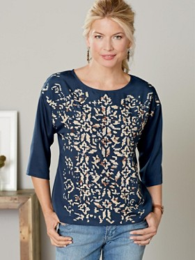 Arabella Tunic