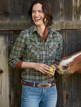 Ranch Hand Snap Shirt