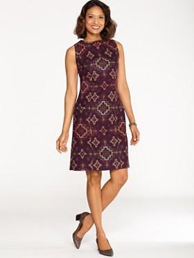 Jacquard Kiwanda Dress