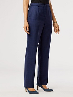 Wool-lin True Fit Trousers