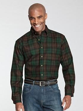 Button-down Fireside Shirt