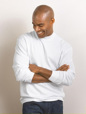 Timberline Mock Turtleneck