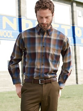 Sir Pendleton Wool Shirt