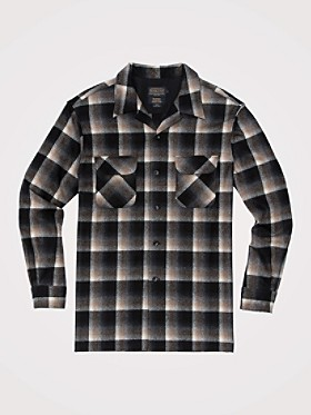 Fitted Board Shirt
