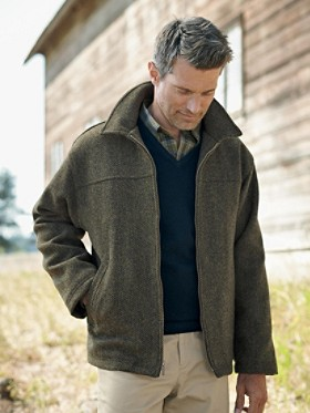 Merino Wool Davis Jacket