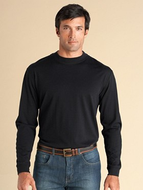 Merino Long-sleeve Crew