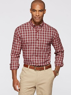 Canterbury Cloth Button-down Shirt