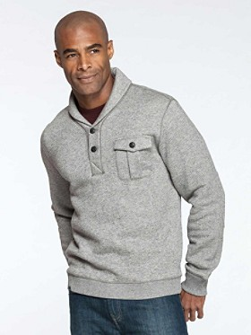 Hunter Popover Sweatshirt