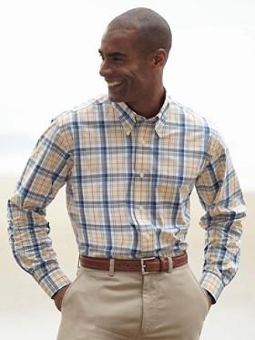 Wrinkle-resistant Metro Shirt