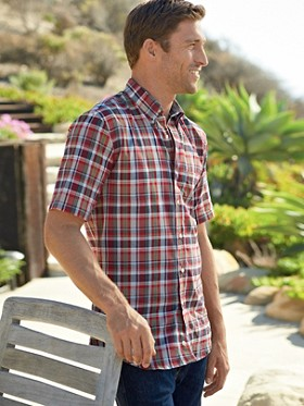 Short-sleeve Seaside Shirt