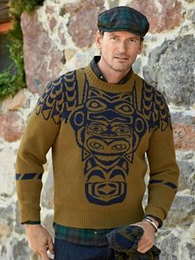 Totem Sweater