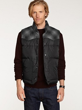 Redwood Down Vest