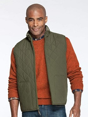 Creswell Fleece Vest